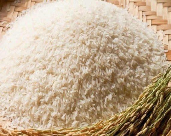 Gạo Dẻo Xốp Hữu cơ có hạt gạo thon dài, màu trắng sáng và có hương thơm nhẹ