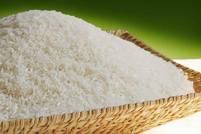 Gạo Jasmine Campuchia hữu cơ
